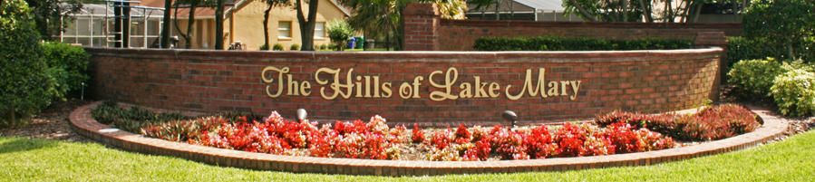 Hills of Lake Mary Homeowners Association, Inc